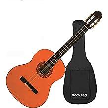 EKO CS 10 chitarra classica 4/4 + custodia con cerniera rinforzata in omaggio - Custodia Chitarra Acustica Serie