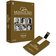 Music Card: Maestros Choice - Female Voices - Vocal - 320 Kbps Mp3 Audio (4 GB)