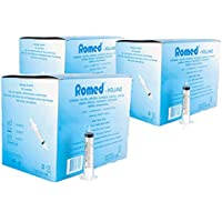 Romed Einmalspritzen steril 3-teilig 3er SET 10 ml (300 Stück) preisvergleich bei billige-tabletten.eu