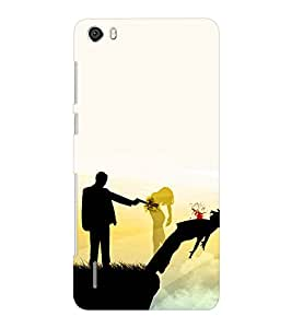 EPICCASE Betrayal Mobile Back Case Cover For Huawei Honor 6 Plus (Designer Case)