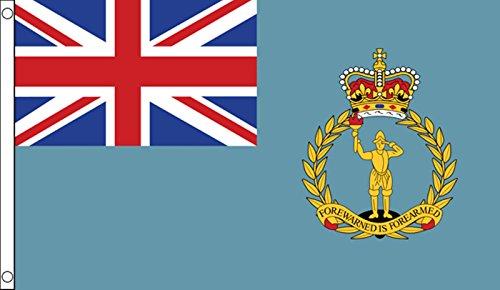 armée britannique Royal Observateur Corps Drapeau 5 'X3' (150 cm x 90 cm)
