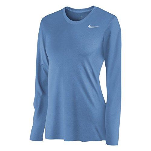 Nike Chemise à manches longues Legend pour femme Royal