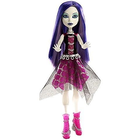 Monster High - Mas Vivas Que Muertas: Spectra Doll, muñeca (Mattel Y0423)