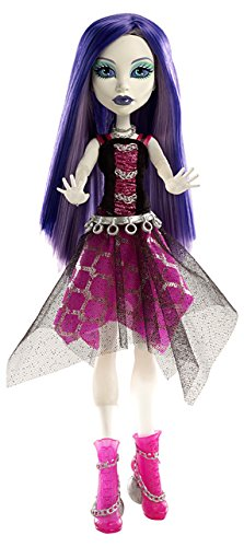 Monster Puppen Geist High (Mattel Monster High Y0423 -  Monsterspaß Alive Spectra, Puppe mit Licht- und Soundeffekten)