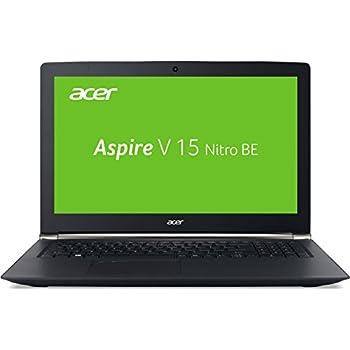 Acer Aspire V 15 Nitro Black Edition VN7-592G-56JV 39,6 cm (15,6 Zoll FHD IPS matt) Notebook (Intel Core i5-6300HQ, 8GB, 1TB HDD, GeForce GTX 960M, Win 10) schwarz