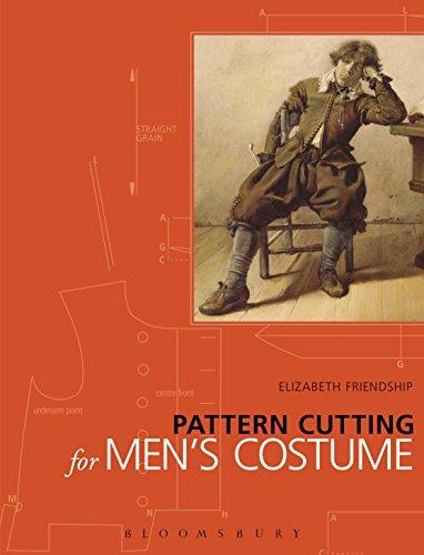 Pattern Cutting for Men's Costume (Men's World Book Day Kostüm)