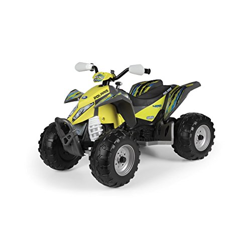 Peg Perego Quad Polaris Outlaw Citrus, IGOR0090