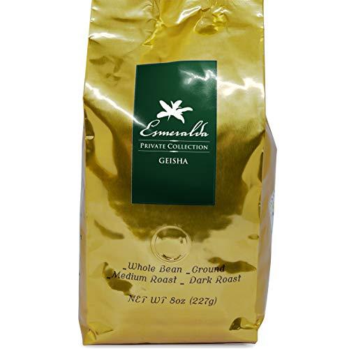 Cafe Esmeralda gesha de Panama 227g, 8oz