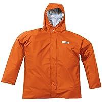Ocean Rainwear Regenjacke Comfort Heavy, Farbe:orange, Größe:XXL