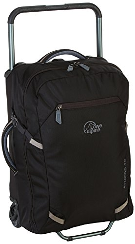 Lowe Alpine Aviator mochila con ruedas hombre, antracita, 40L
