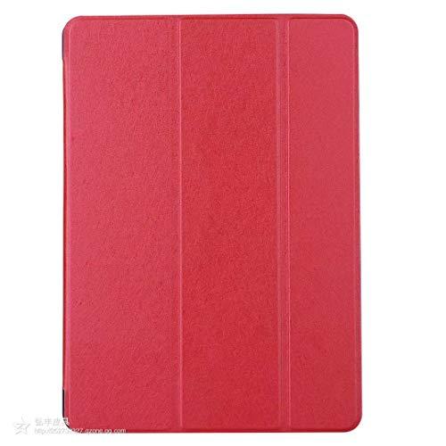 QIHANG Hülle für Apple iPad Air 2 / iPad 2 3 4, Schutzhülle mit Ständer Funktion und Auto Schlaf/Wachen (iPad 2 3 4, Rot)