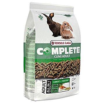 versele-laga Cuni adulto completo 8kg. Una sana equilibrata food adatto per conigli