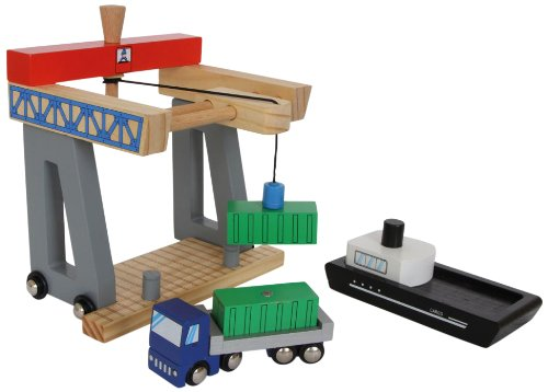 Small Foot Company 8551 - Container Terminal Deutsch Terminal