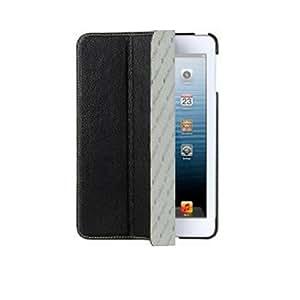 Melkco APIPMNLCSC1 Leather Case for iPad Mini black