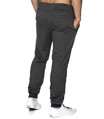 Tazzio -  Pantaloni sportivi  - Uomo Grigio