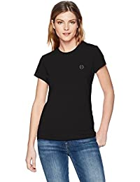 d413a807f1e0 Exchange Amazon co Armani amp  Women Shirts Tops uk Blouses T Urtqwv4rx