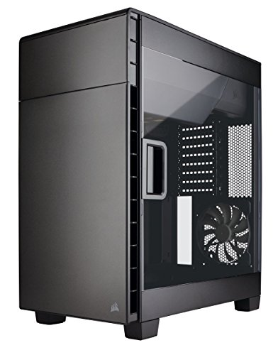 Carbide Series Clear 600C Inverse ATX Full-Tower Case Black lowest price