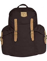 Fjällräven uni Övik Backpack 15L Mochila nogal, Brown, 15x 38x 42cm