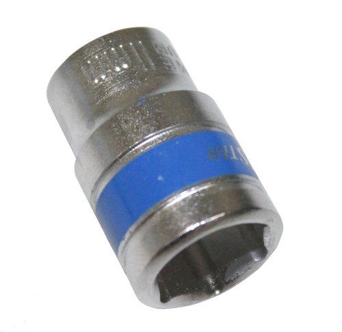 Preisvergleich Produktbild Aerzetix: 1 / 4 Sechskant Steckschlüssel-Einsatz 11 mm 6 Seiten