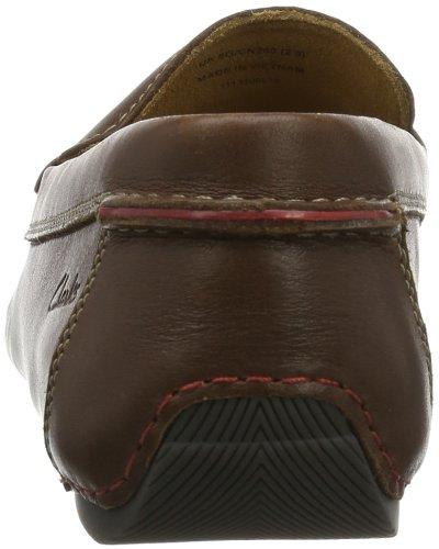 Clarks Marcos Drive, Mocassins (loafers) homme Marron - Marron