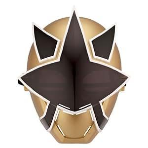 Power rangers samurai masque mega ranger dor masque - Power rangers dore ...