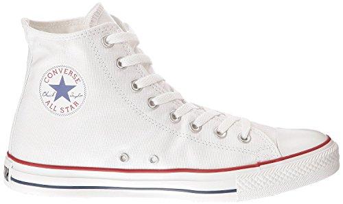 Converse Chuck Taylor M9006, unisexe–Adulte Fashion Baskets Blanc Optique