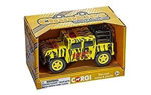 Corgi CH010 Chunkies Off Road Safari, Amarillo/Negro