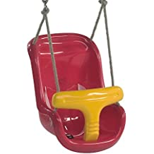 WICKEY Silla para columpios 2-piezas, sillita de dos piezas para bebés