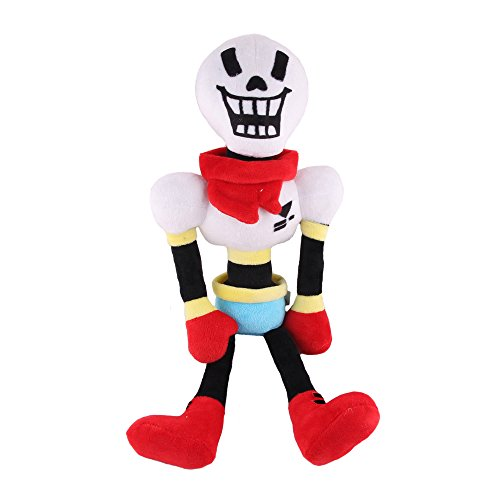 Undertale Papyrus Plush Soft Toy Doll For Kids Gift