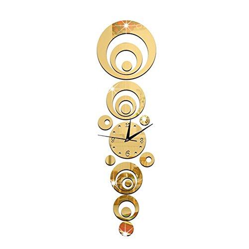 orologio-da-parete-3d-diy-fai-da-te-dimensionale-muto-stile-di-neve-specchio-campana-gold