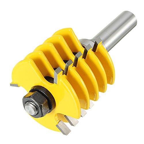 ZHENWOFC RB33 1/2 Zoll Schaft Finger Joint Fräser Holzbearbeitung Meißel Cutter Hardware-Ersatzteile -