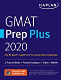 GMAT Prep Plus 2020: 2 Practice Tests + Proven Strategies + Online + Mobile