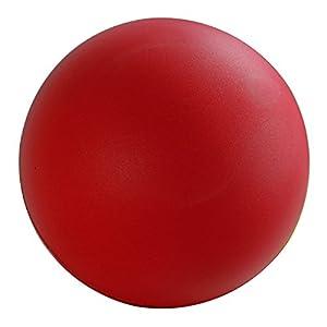 First-Play FBA003 - Pelotas de Espuma estándar (20 cm), Color Rojo