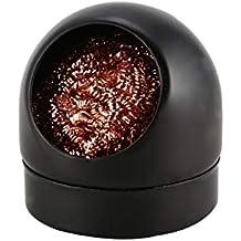 Desoldadura Soldador malla de filtro de limpieza punta de la boquilla de alambre bola Clean limpieza