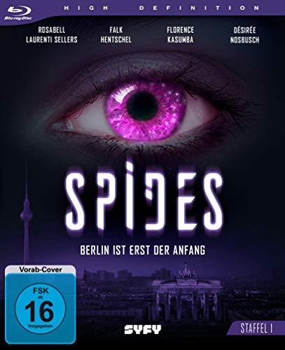 Spides - Berlin ist erst der Anfang - Staffel 1 - [Blu-ray]