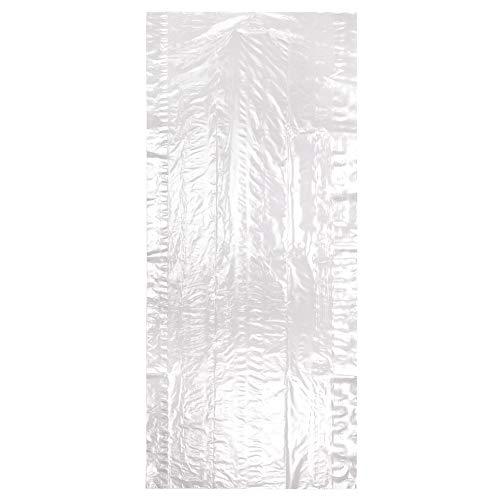 Hangerworld 50 Fundas 114cm Protección Ropa Polietileno
