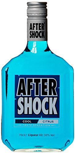 After Shock Blue Likör (1 x 0.7 l)