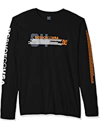 DC Men's MAD Racer Long Sleeve