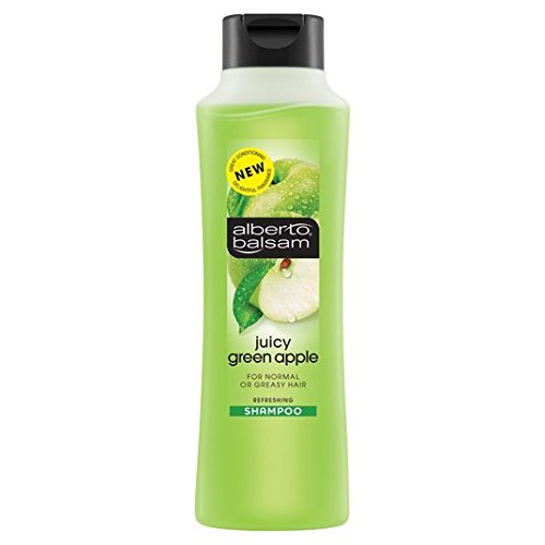 Alberto Balsam Juicy Green Apple Shampoo 350ml by Alberto Balsam