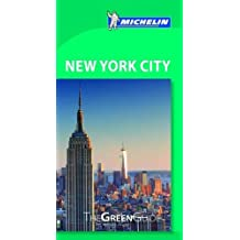 Green Guide New York (Michelin Green Guides)