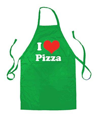 i-love-pizza-unisex-tablier-pour-adulte-vert-une-taille