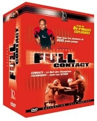 Full Contact Box [4 DVDs]