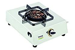 Sunshine Meethi Angeethi Single Burner Stainless Steel Cook Top