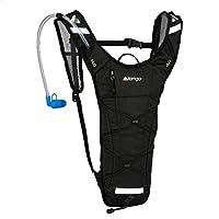 Vango Hiking Daypacks for Unisex , Black , RUMSPRINTB5Z003