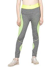 Aiyra Women Yoga Pant Workout Pant Running Pant Black Free Size