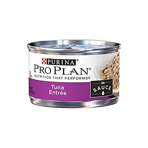 Pro Plan Adult Tuna Entree In Sauce Canned Cat Food