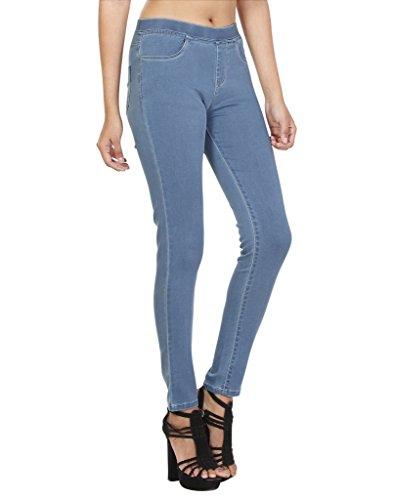 Gnine Cotton Denim _Colour _ Multi-Coloured _Slim Fit _Designer _Party Wear _Ankle Length Jeans for Women