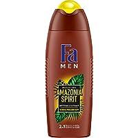 3293d96934 Fa Men - Gel doccia da uomo Amazonia Spirit Brazilian Vibes, 250 milliliters