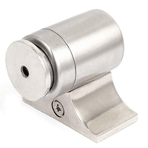 TOOGOO(R) Haus Buero Magnetische Tuer Stopper Halter Edelstahl mitpassend - Tür-halter Magnetisch
