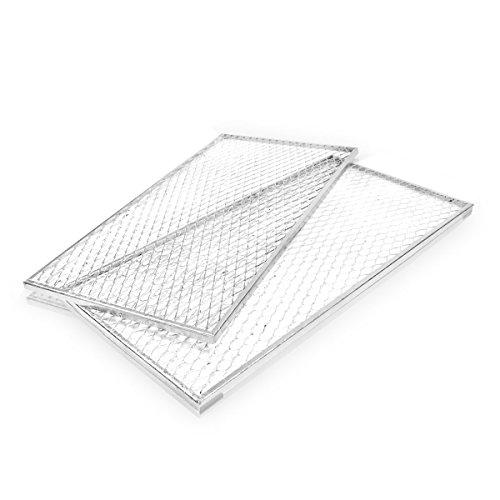 Brista Deckel Zu Silo 80X80 Cm, 2-teilig